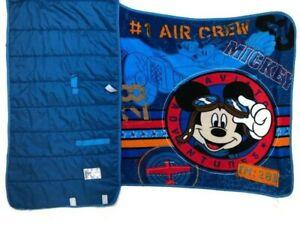"Disney Blanket 30"" 33"" Mickey Adventure's"