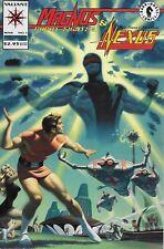 Magnus Robot Fighter & Nexus No.1-2 / 1993 Mike Baron & Steve Rude