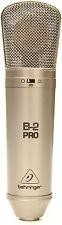 New Behringer B-2 Pro Condenser Microphone Buy it Now Make Offer! Auth Dealer!