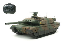 Tamiya 1/35 R/C Japanese TYPE 10 JGSDF Main Battle Tank  Full Set  2.4GHz  48215
