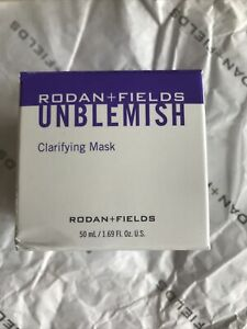 Rodan And Fields Unblemish Clarifying mask New in Box; Exp 04/2022