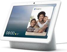 "Google Nest Hub Max Chalk Built-in Google Assistant 10"" screen WiFi speaker"