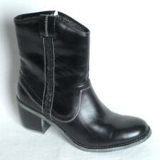 NEW Hush Puppies Womens Leather Winter Western Boot 9.5 M Thinsulate Water Proof