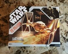 Tie Fighter 2007 Ejecting Wing Panels STAR WARS 30th Anniversary MIB
