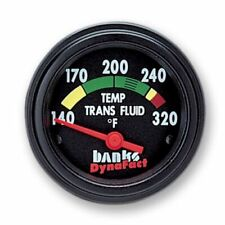 Banks 64125 Temperature Gauge Kit - Transmission Oil, 140-320° F NEW