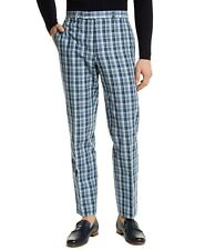Lauren Ralph Lauren Men's Classic Fit Plaid Madras Performance Pants 34 x 30 NWT