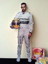 Lewis Hamilton Display Standee NEW Mercedes F1 Petronas Silverstone GP
