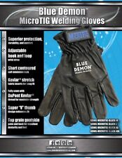 Blue Demon Micro Tig Welding Gloves