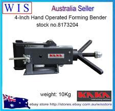 4-Inch Hand Operated Steel Bending Brake,Sheet Metal Forming Bender-8173204