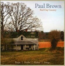 Paul Brown - Red Clay Country [New CD]