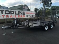 New plant / machinery trailers - finance available today