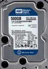 Western Digital WD5000AAKS-007AA0 500GB DCM: HARNHTJAAB