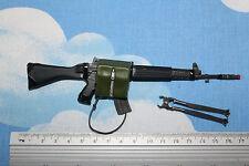 Colección de armas pequeñas escala 1/6TH R Asalto Modernos! Fle