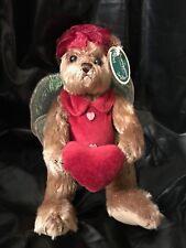 New Bearington Bear #1901 Hearts a Flutter
