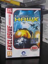 TOM CLANCY'S H.A.W.X. HAWX  PC-DVD ROM WINDOWS NUOVO