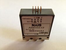 NAIS ARD15112 (1PC) Coaxial Switches SWITCH COAX LATCH SPDT 18GHZ 12V