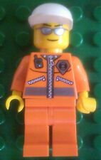 LEGO Coast Guard Sailor Minifigures - Buy from 1 up to 5 minifigs people men