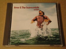 CD / ARNO & THE SUBROVNICKS - WATER