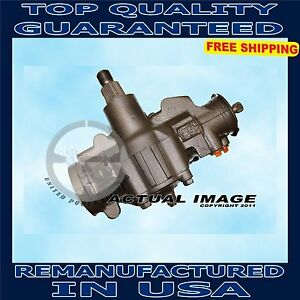CHEVROLET C,K 1500 TRUCK  STEERING GEARBOX ASSEMBLY