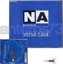 """NICCOLO' AGLIARDI """"VERSO CASA"""" RARO CDsingolo 2002"""
