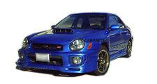 02-03 Subaru WRX Impreza Speed 4pcs Full Body Kit - In Stock, GREAT QUALITY