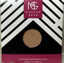 *Makeup Geek eyeshadow * •Peach Smoothie• Single Round Pan