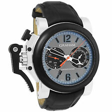 Graham Chronofighter Oversize Limited Edition Auto Men's Watch 2OVBV.S08A.K10S