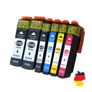 6 Ink Cartridge for Epson XP-530 XP-540 XP-630 XP-635 XP-640 XP-645 XP-830 XP900