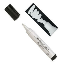 Faber-Castell Big White Stamper's Pen Art Crafts Artist Mixed Media Waterproof
