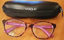 Occhiale da donna VOGUE Bicolore viola tartarugato