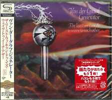 VAN DER GRAAF GENERATOR-THE LEAST WE CAN DO IS-JAPAN  SHM-CD BONUS TRACK D50