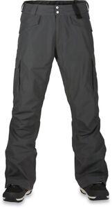 Dakine Men's Control II Gore-Tex 2L Shell Snowboard Pants Large Shadow Grey New