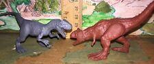 Fallen Kingdom mini Carnotaurus & Allosaurus, Mattel 2018