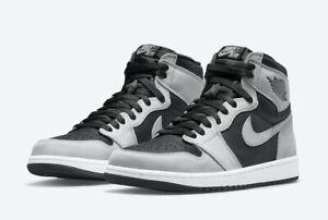2021 Nike Air Jordan 1 Retro High OG Shadow 2.0 Grey 555088-035