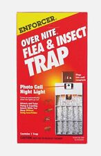 New Zep ENFORCER Over Nite Flea Insect Trap Night Light Pest Control ONFT-1 120V