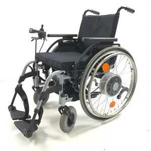 Alber E-Fix E25 Elektrorollstuhl Elektroantrieb Rollstuhl Sb. 45 cm faltbar