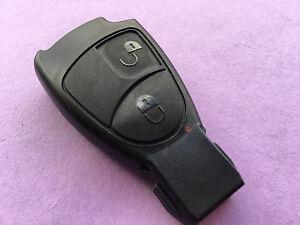 Mercedes 2 button Remote key case Fob Shell SPRINTER C S E Class CLK SLK Repair