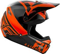 FLY RACING ELITE VIGILANT HELMET ORANGE/BLACK XL 73-8618-8