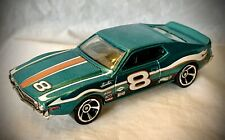Hot Wheels 2012 - AMC Javelin AMX - RARE Part of 10-Pack Exclusive Teal Diecast