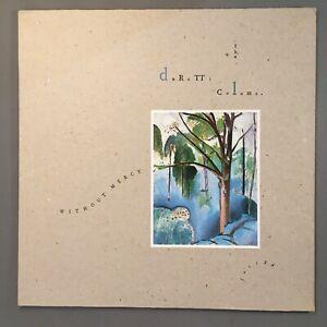 "DURUTTI COLUMN ""Without Mercy"" 1984 vinyl LP 1980 Fact 84 VPI CLEANED Factory UK"