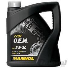 [3,98€/L] 5L 5W30 MOTORÖL MANNOL O.E.M. 7707 FORD VOLVO SAE 5W-30