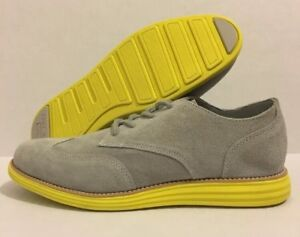 Cole Haan Kids' Grand Oxford 220003C Sneaker Size 5.5y Gray