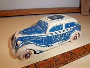 Vintage Ford Sedan Rubber Car Firestone 1935 San Diego Americas Exposition
