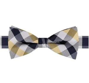 Tommy Hilfiger Toddler, Little & Big Boys Martin Gingham Pre Tied Bow Tie