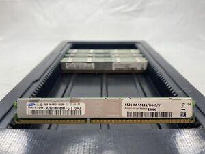 LOT 6 SAMSUNG M392B1K70BM1 8GB 2RX4 DDR3 PC3-8500 VLP HS ECC REG DIMM MEMORY RAM