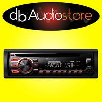 Pioneer DEH-1700UB Autoradio 1 Din MP3 VMA WAV FLAC FM Usb Aux Radio