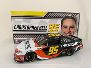 2020 CHRISTOPHER BELL #95 PROCORE 1/24 ROOKIE DIECAST