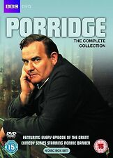 Porridge - The Complete Series Dvd Box Set New