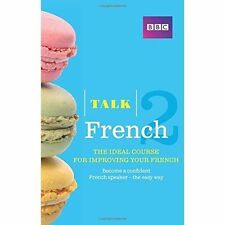 Talk French 2 The Ideal Course for Improving Your French AUDIO CD NEW SEALED