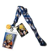 Dragon Ball Z Goku, Gohan, Piccolo, Vegeta and Trunks Lanyard Badge ID Holder